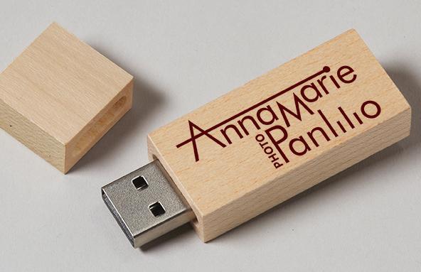 Printed Photography USB Flash Drive